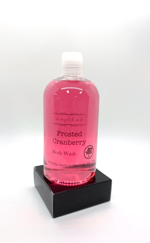 17oz Frosted Cranberry Body Wash