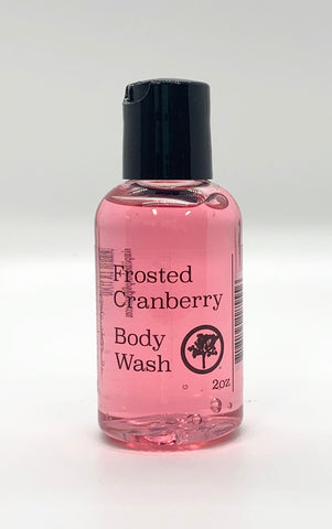 2oz Frosted Cranberry Body Wash