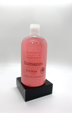 17oz Romance Body Wash