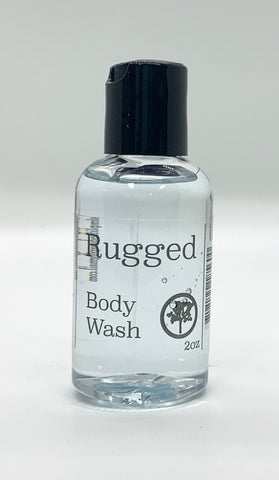 2oz Rugged Body Wash