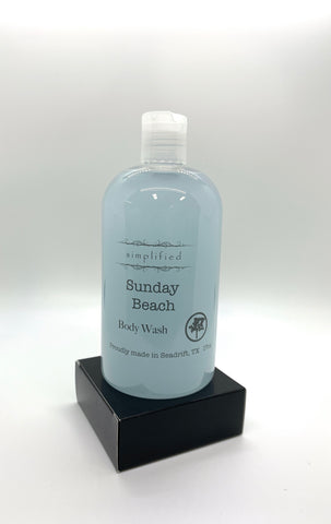 17oz Sunday Beach Body Wash