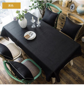 Oil-proof And Water-proof Tablecloth