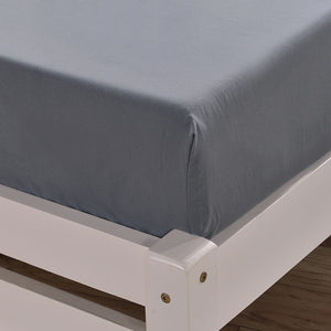 Soft Bedding Fitted Sheet