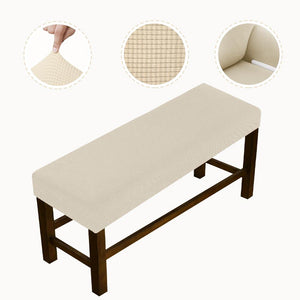 Dining Room Bench Slipcover