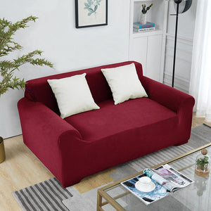 Magic Sofa Cover - Chocolate