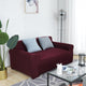 Magic Sofa Cover - Burgundy