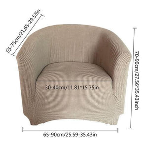 Club Chair Slipcover