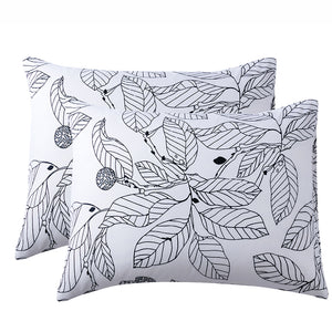 Soft Printed Pillow Cover