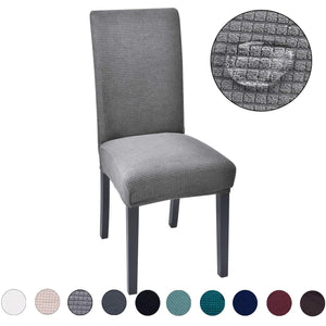 Decorative Chair Covers - Light Grey