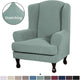 Wing Back Armchair Slipcovers