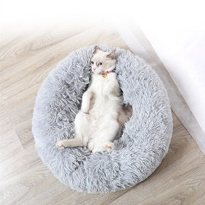 PLUSH PET BEDS