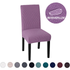 Decorative Chair Covers - Purple