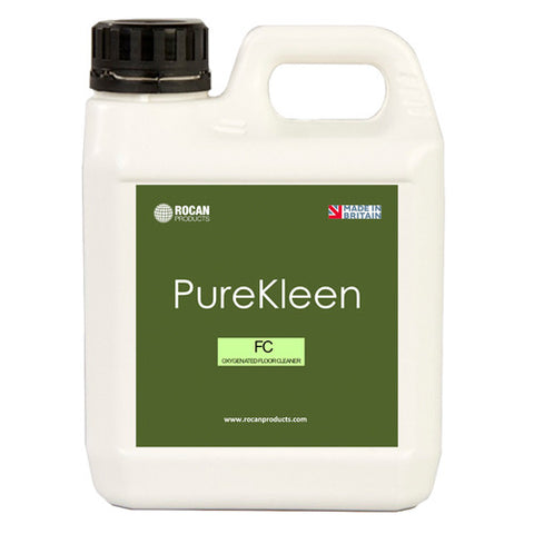 Pure Kleen Floor Cleaner - Oxygenated Cleaner