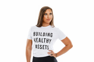 Building Healthy Assets Unisex T-Shirt