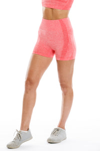 Mykonos Seamless Bottoms-Coral