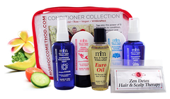 morrocco method trial travel conditioner set