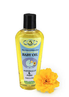 morrocco method baby oil