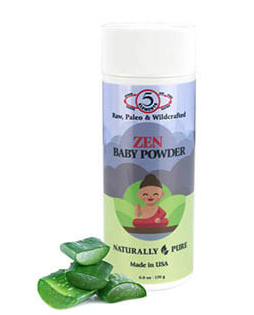 morrocco method baby powder