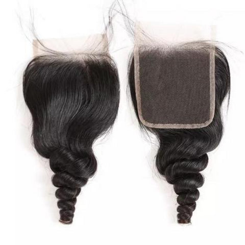 Lace Closure: Loose Wave