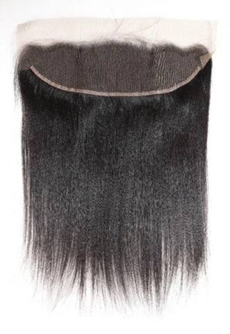 Lace Frontal: Straight