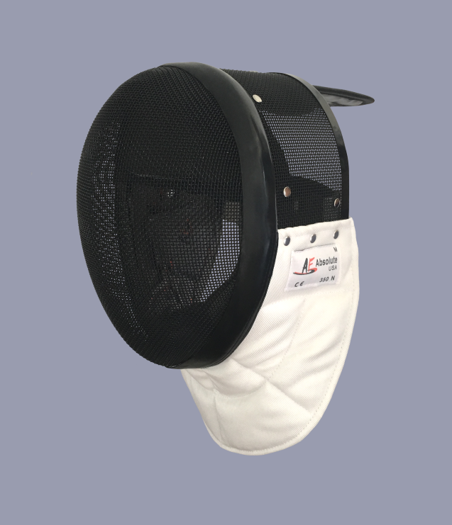 AF Epee Mask 350N, Removable Padding