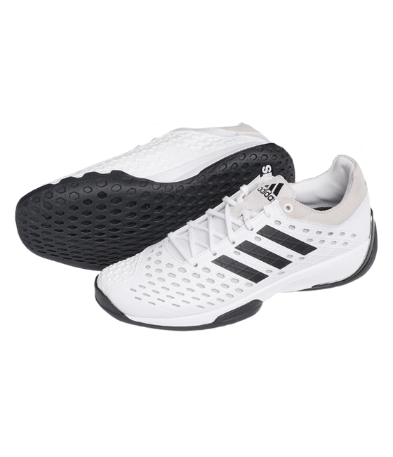 "Adidas Fencing Shoes ""Fencing PRO 16"" White / Black"