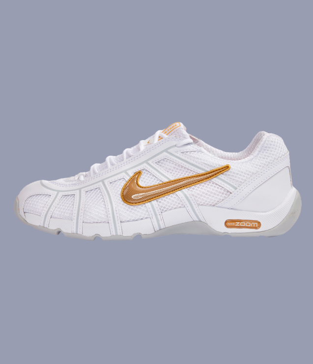 "Nike Fencing Shoes ""Air Zoom"" - Gold"