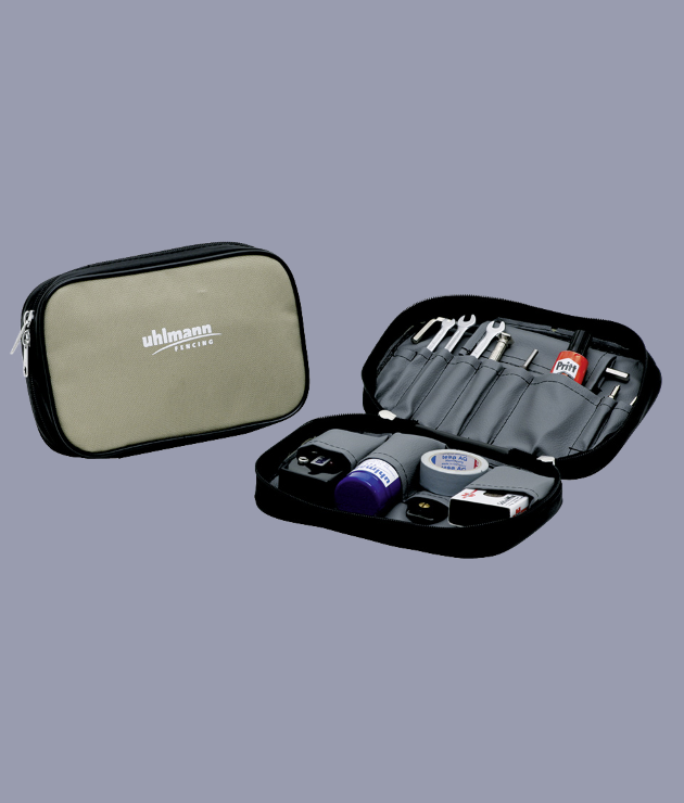 Uhlmann Tool Bag with Tools