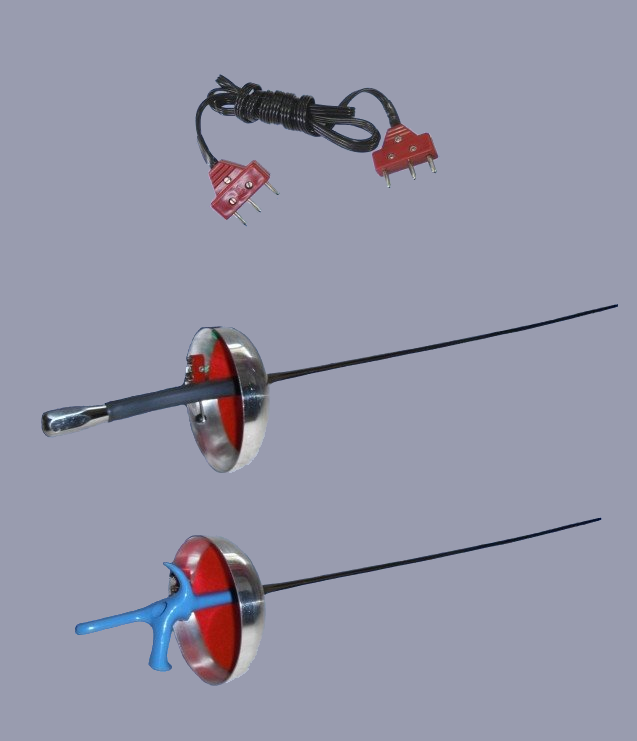 WFS Electric Epee Weapon Set