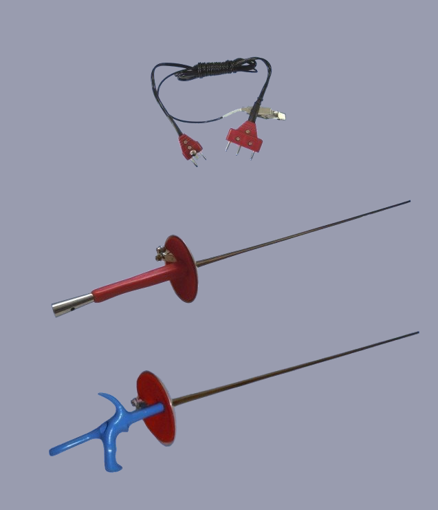 WFS Electric Foil Weapon Set