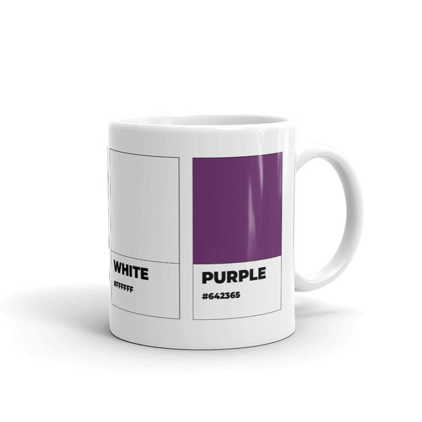 Asexual Colors Mug