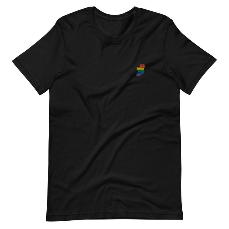 Ireland Embroidered T-Shirt