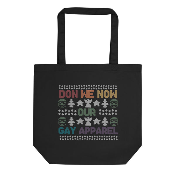 Don We Now Our Gay Apparel Tote Bag