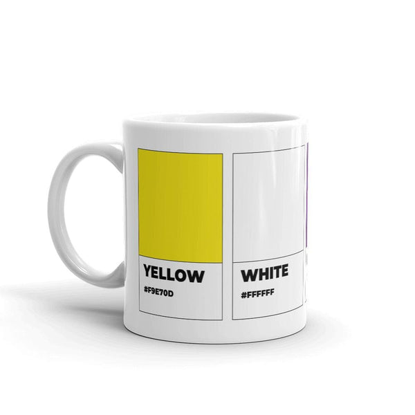 Non-Binary Colors Mug