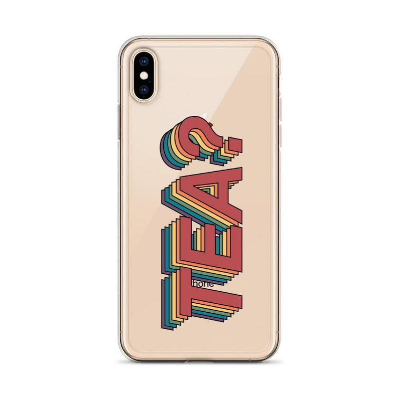 TEA? iPhone Case