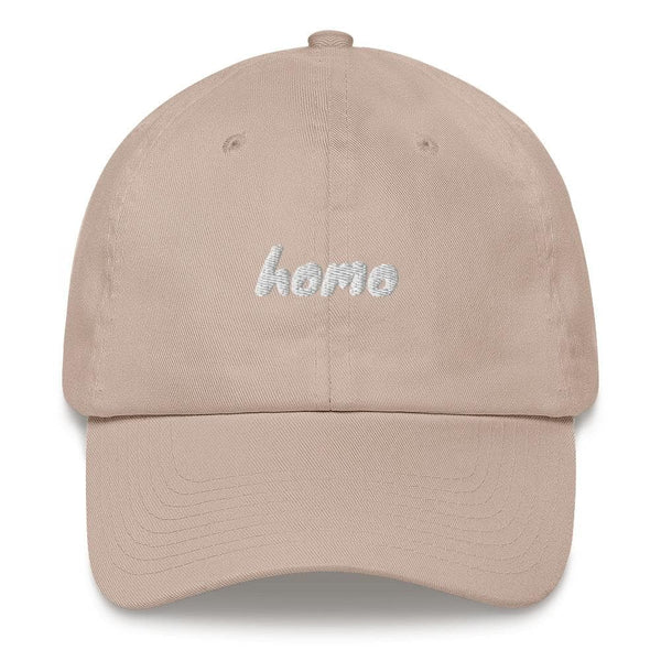 Homo Dad Hat