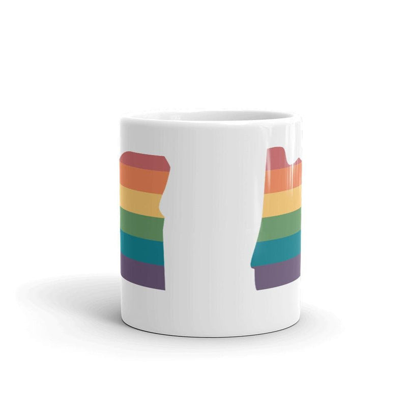 Oregon Rainbow Mug