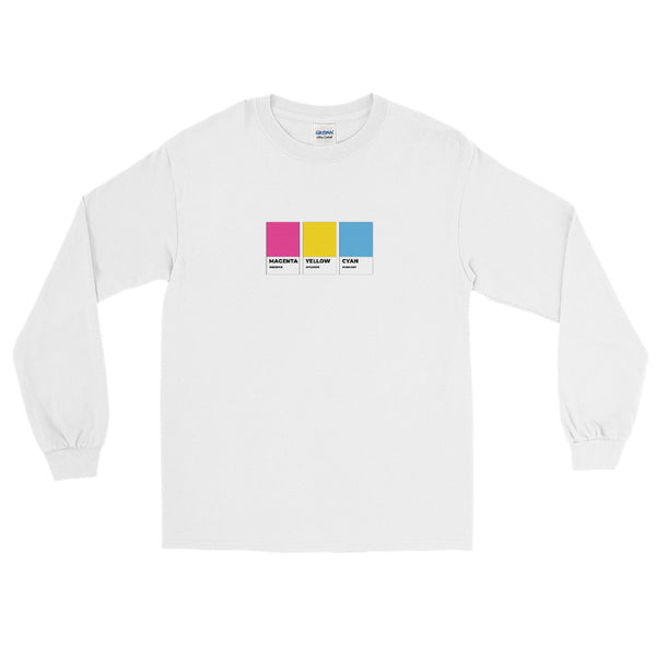 Pansexual Colors Long Sleeve