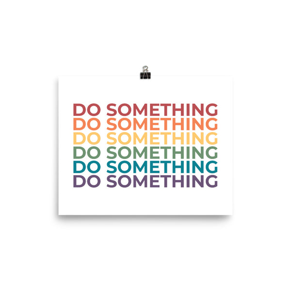 Do Something Poster