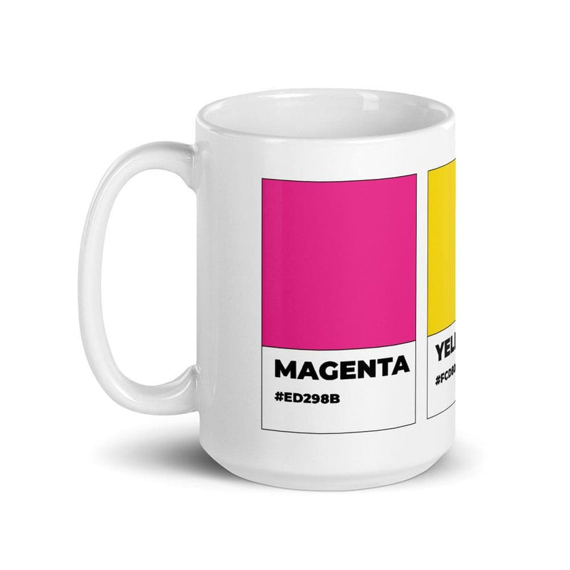 Pansexual Colors Mug