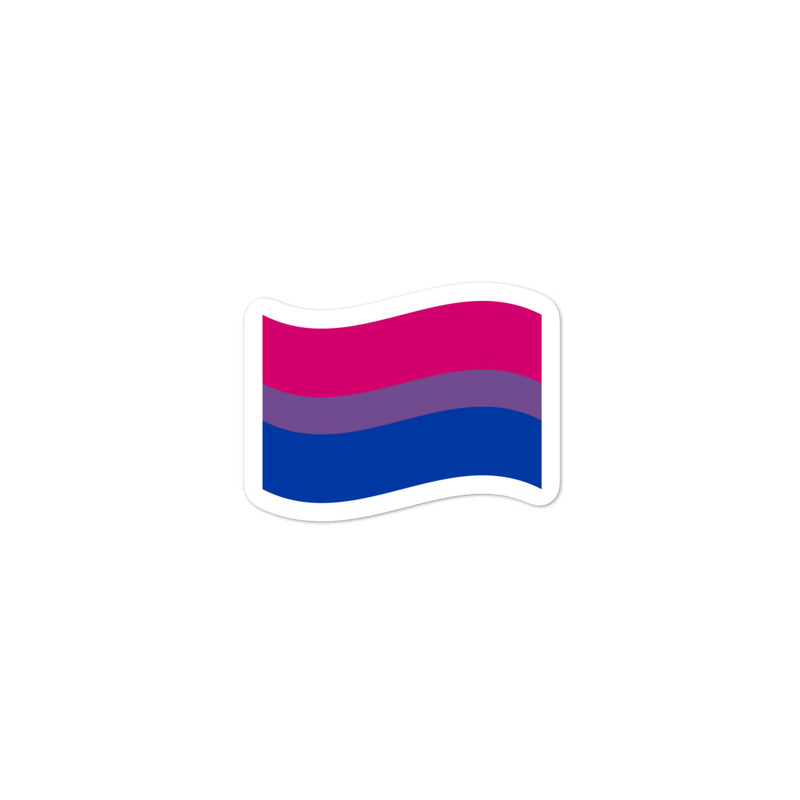 Bisexual Flag Stickers