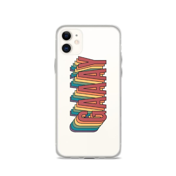 GAY iPhone Case
