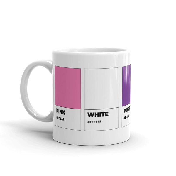 Genderfluid Colors Mug