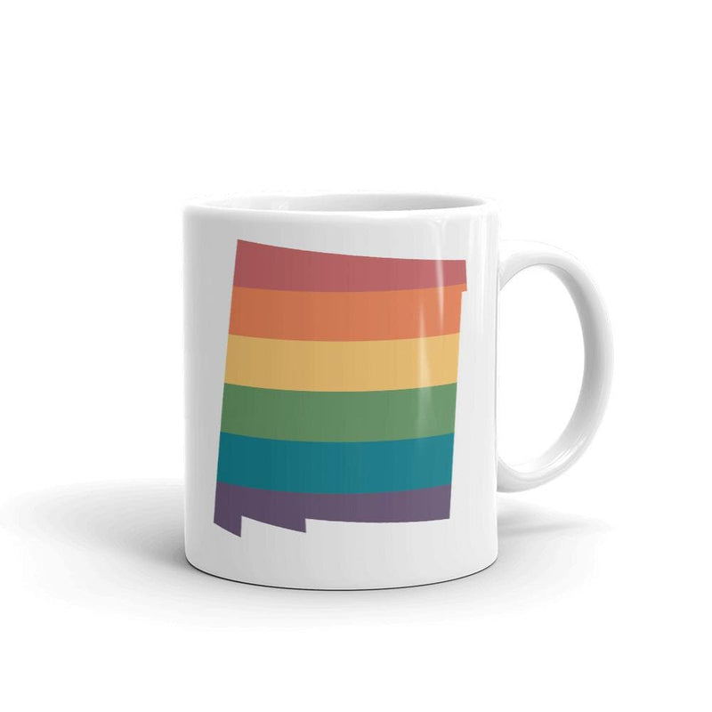 New Mexico Rainbow Mug