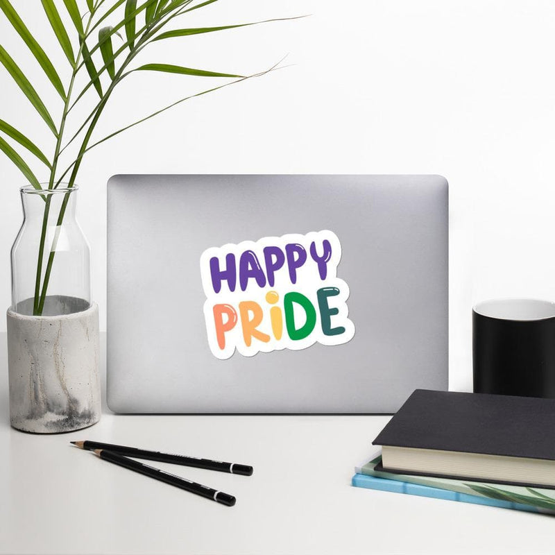 Happy Pride Stickers