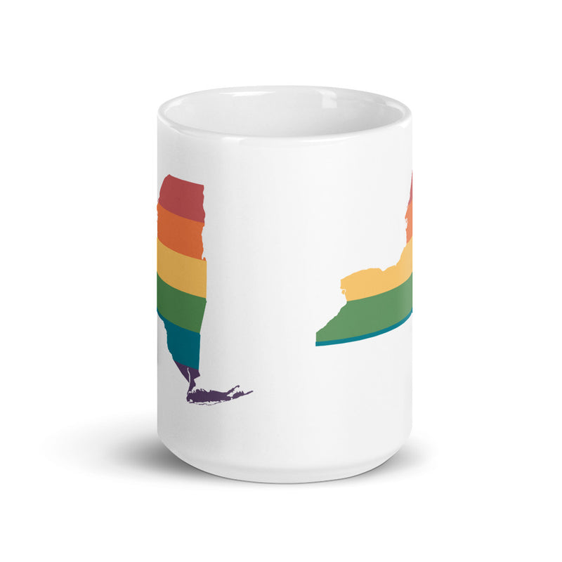 New York Rainbow Mug