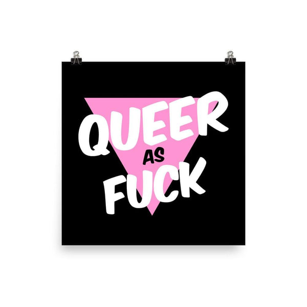 Queer As Fuck Poster