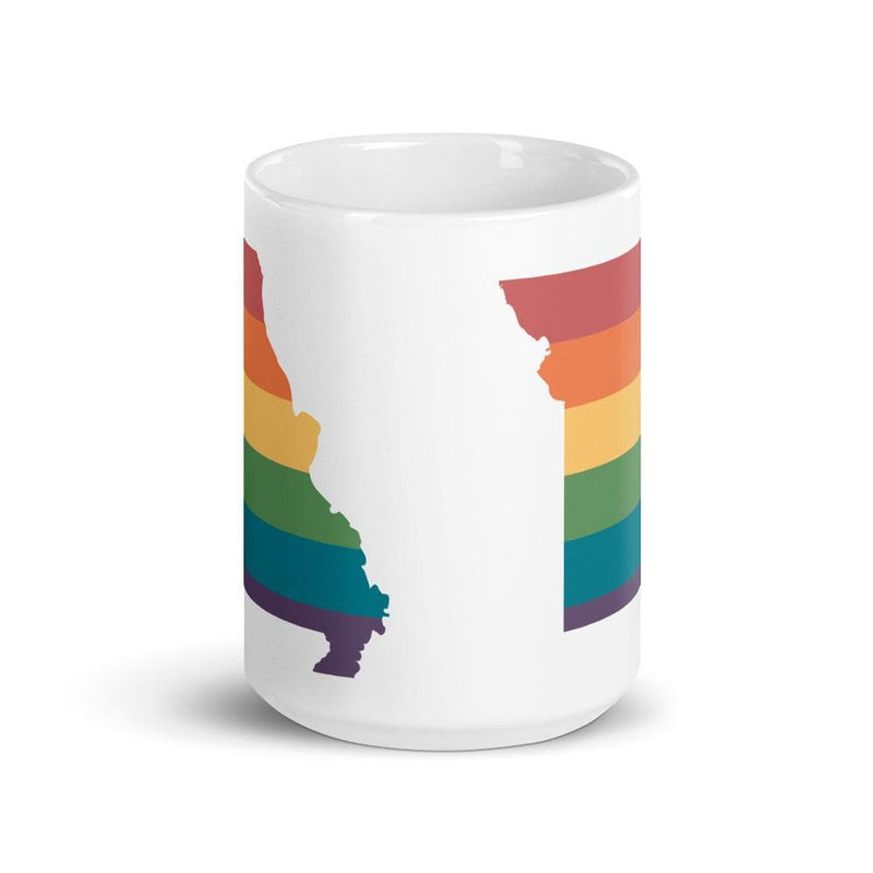 Missouri Rainbow Mug