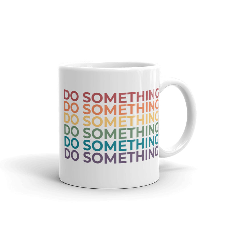 Do Something Mug