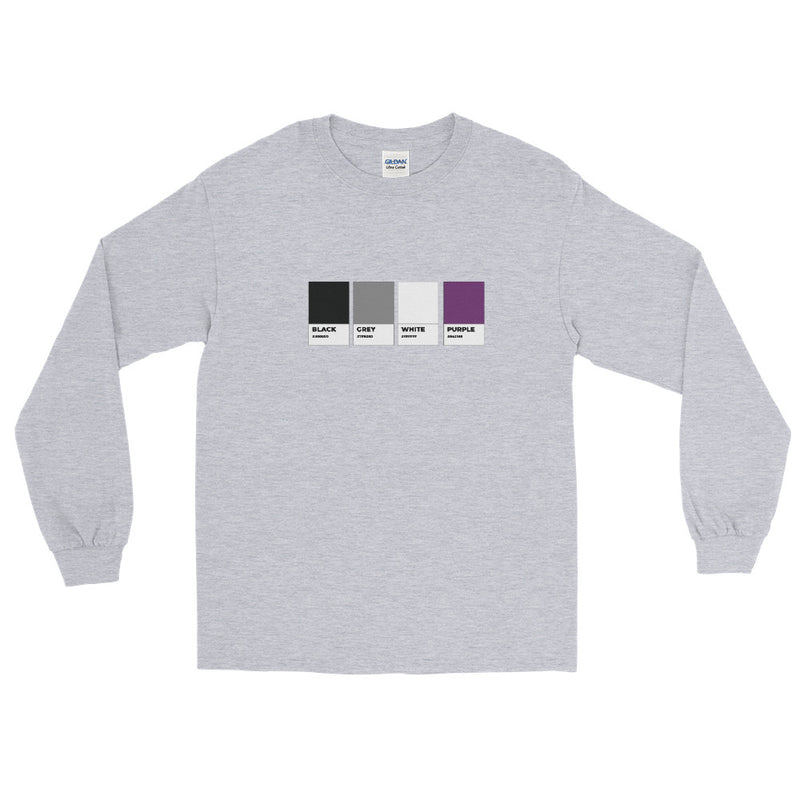 Asexual Colors Long Sleeve